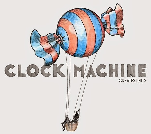 Clock Machine – Greatest Hits