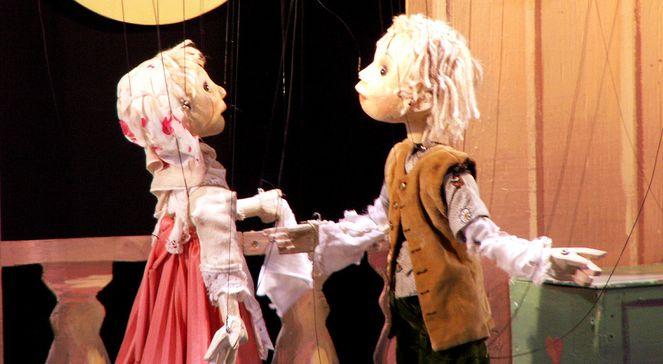 Lalki w Teatrze – konkurs i wystawa