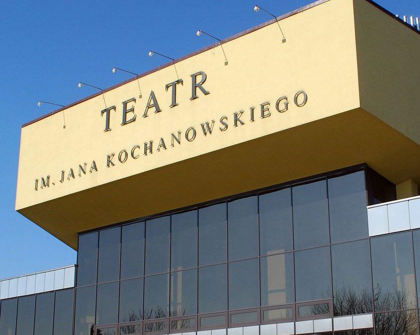 Samorząd współpracuje z Teatrem Kochanowskiego