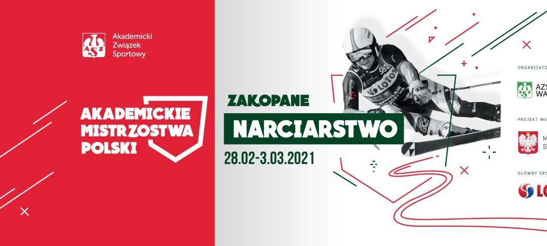 Akademickie Mistrzostwa Polski w narciarstwie alpejskim