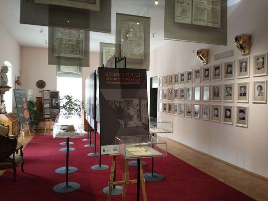 O losach społeczności Żydowskiej na Opolszczyźnie w latach 1945-1968