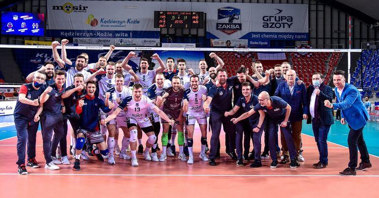 Grupa Azoty Zaksa Kędzierzyn-Koźle w wielkim finale siatkarskiej Ligi Mistrzów!