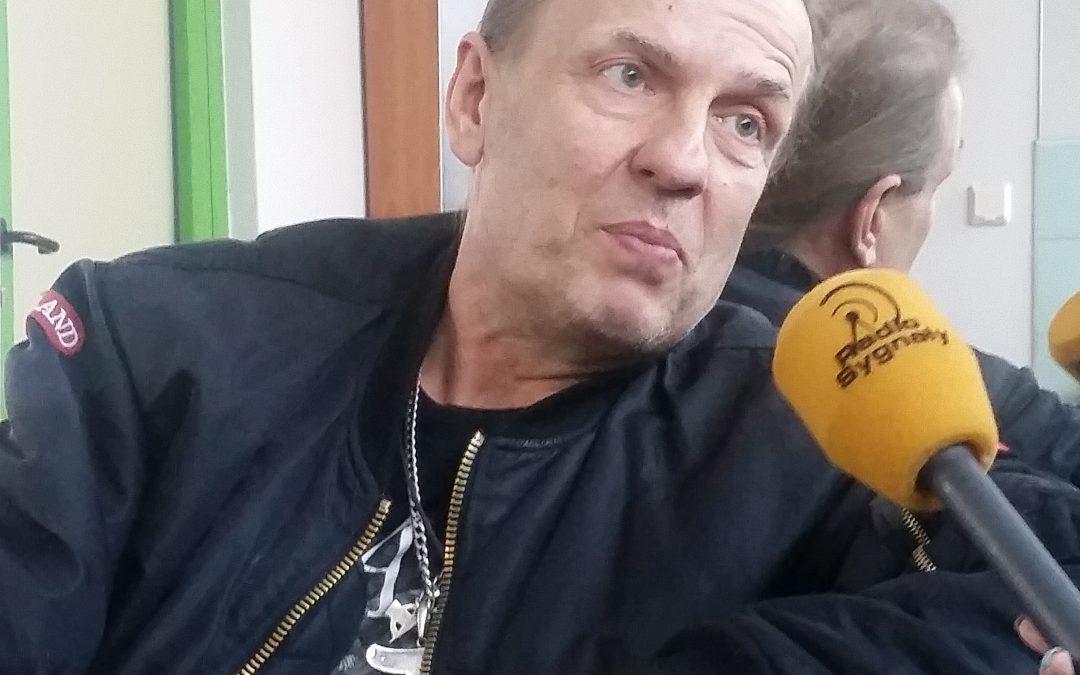 Wywiad z Andrzejem Nowakiem