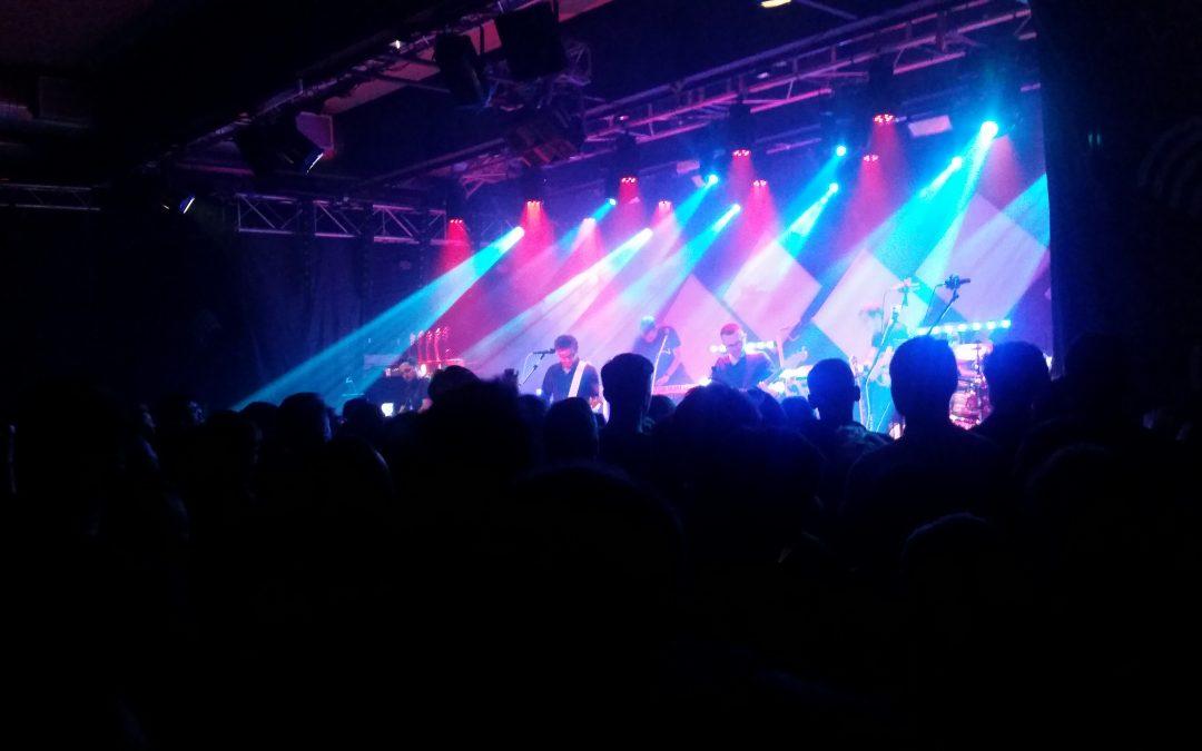 Koncert zespołu happysad – relacja