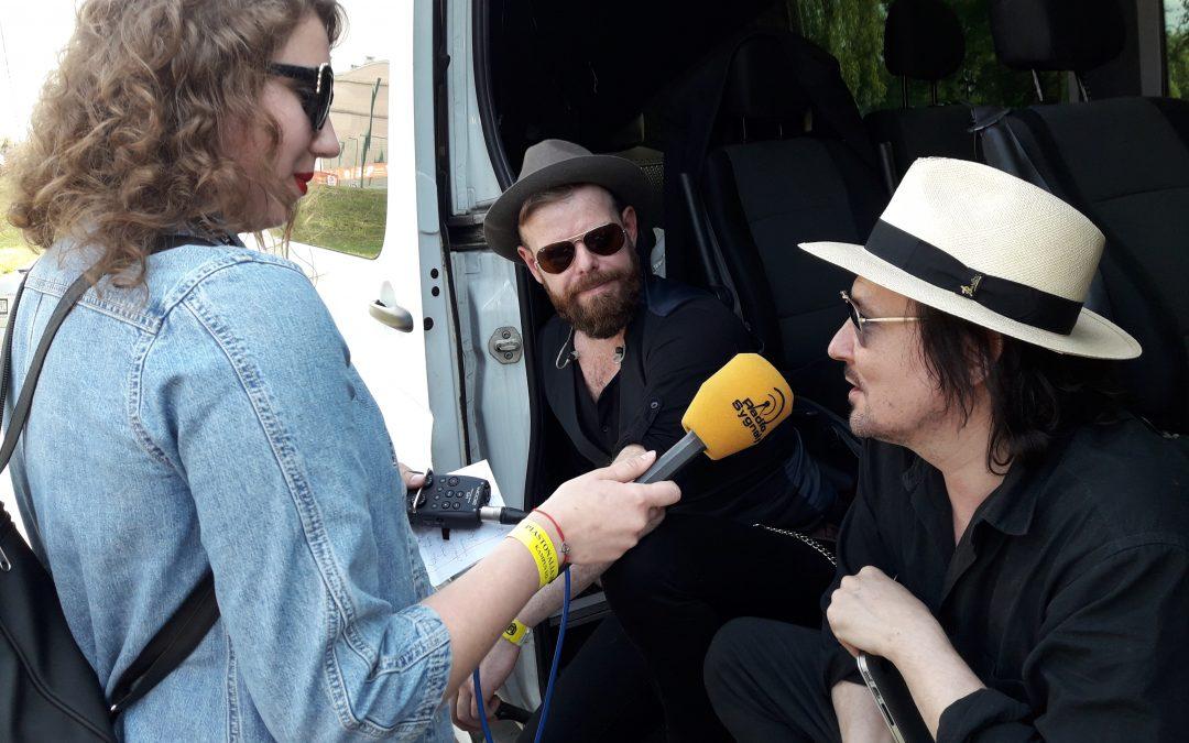 Piastonalia 2017: Wywiad z zespołem Smolik/Kev Fox