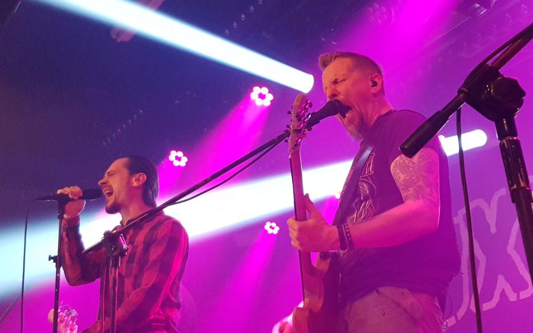 Rockowa przerwa typowego tygodnia – relacja z koncertu Luxtorpedy
