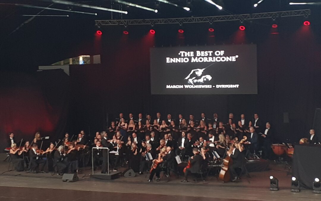 Kompozycje mistrza muzyki filmowej w Opolu