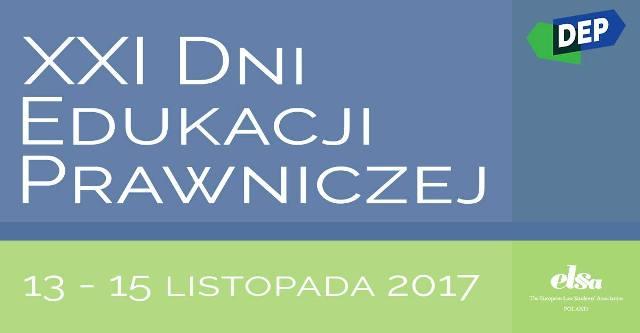 XXI Dni Edukacji Prawniczej