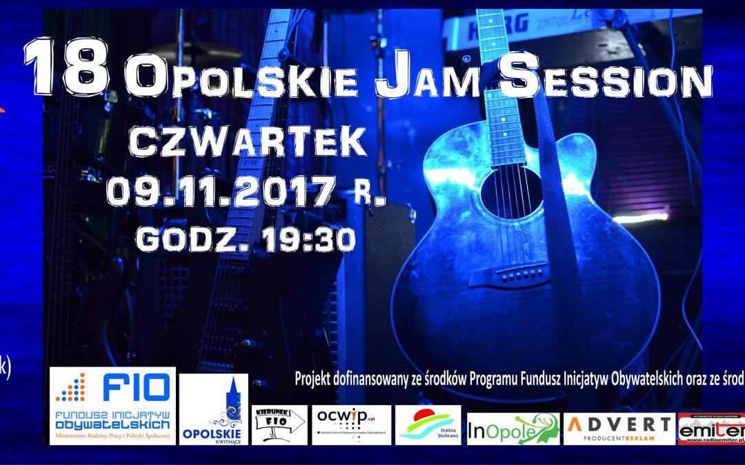 Ostatni w tym roku Jam Session w Dworku Artystycznym Opole