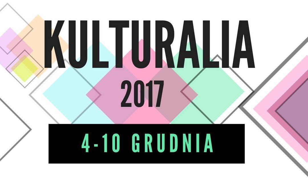 Warsztaty w ramach Kulturaliów 2017