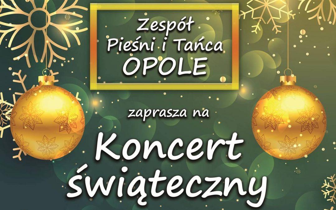 Świąteczny koncert w Kochanowskim