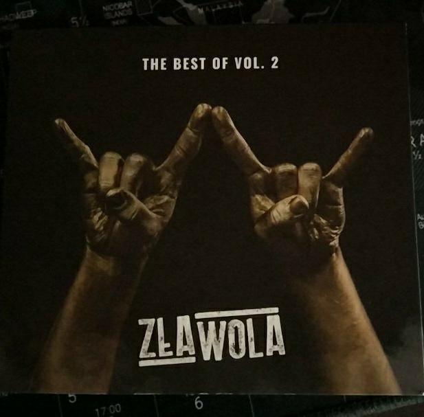 Zła Wola – The Best of vol. 2. Recenzja płyty.