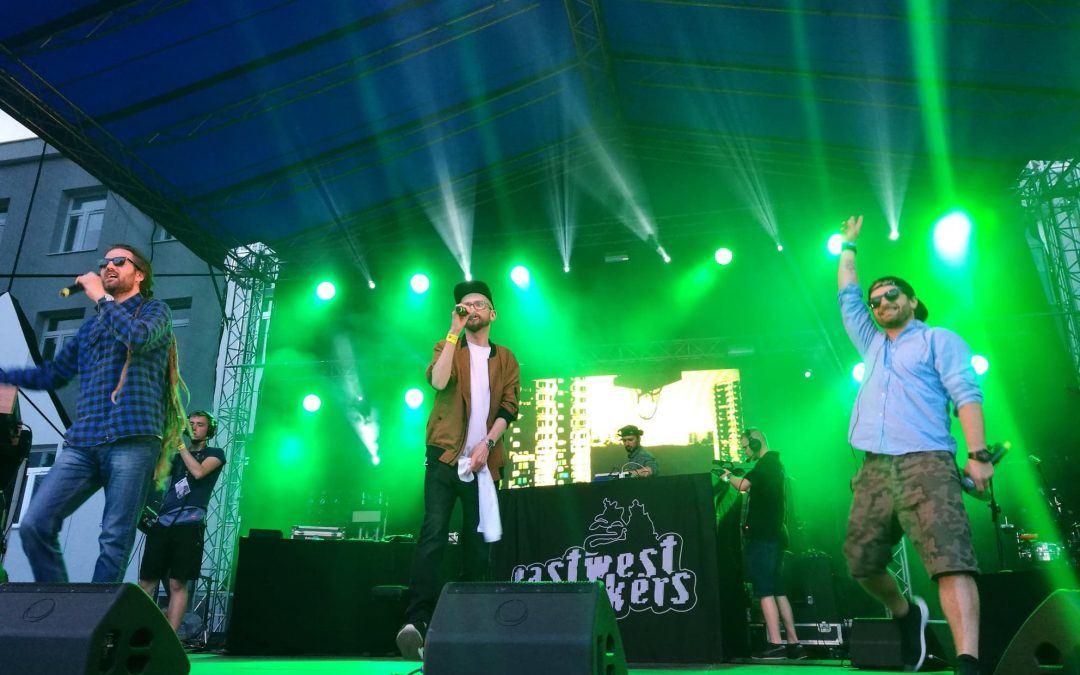 Piastonalia 2018: Eastwest Rockers