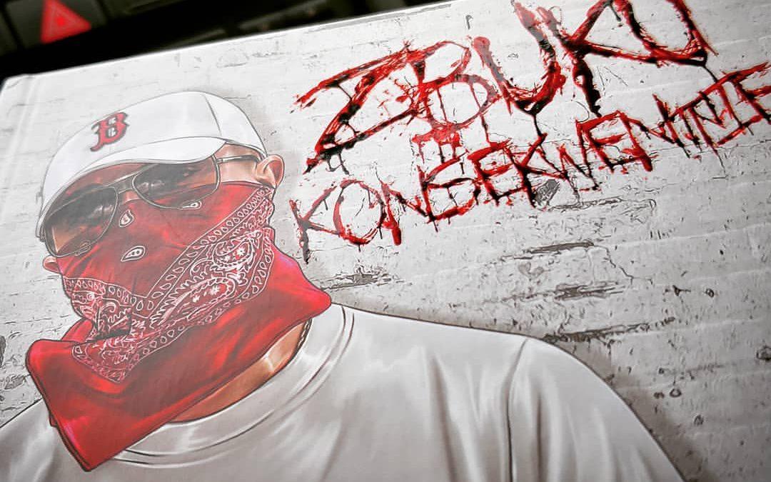 ZBUKU – Konsekwentnie. Recenzja płyty.