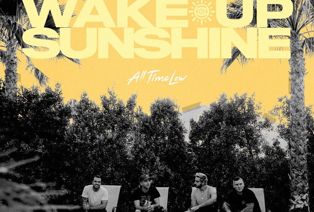 All Time Low – Wake up, Sunshine. Recenzja płyty.