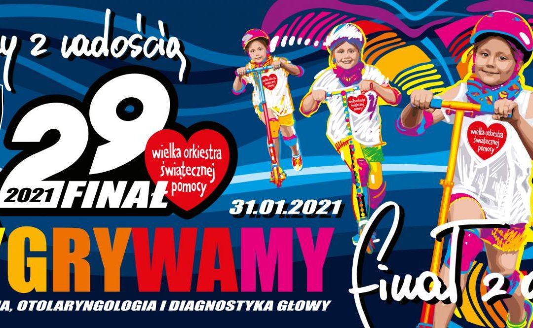 Wielka Orkiestra Świątecznej Pomocy tradycyjnie również w Opolu!