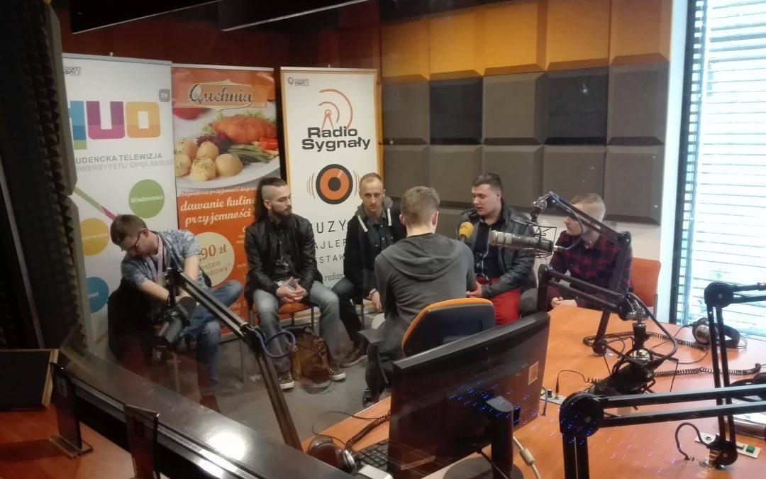 XXIX Zimowa Giełda Piosenki – wywiad z zespołem Wszystko jest muzyka