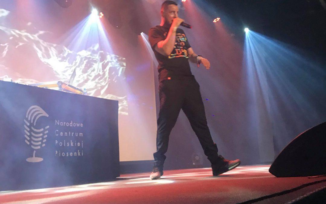 Relacja z koncertu Abradaba.