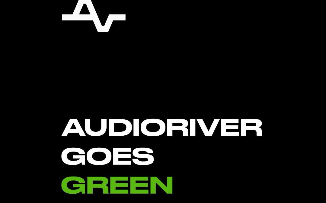 Na ratunek planecie czyli Audioriver Goes Green