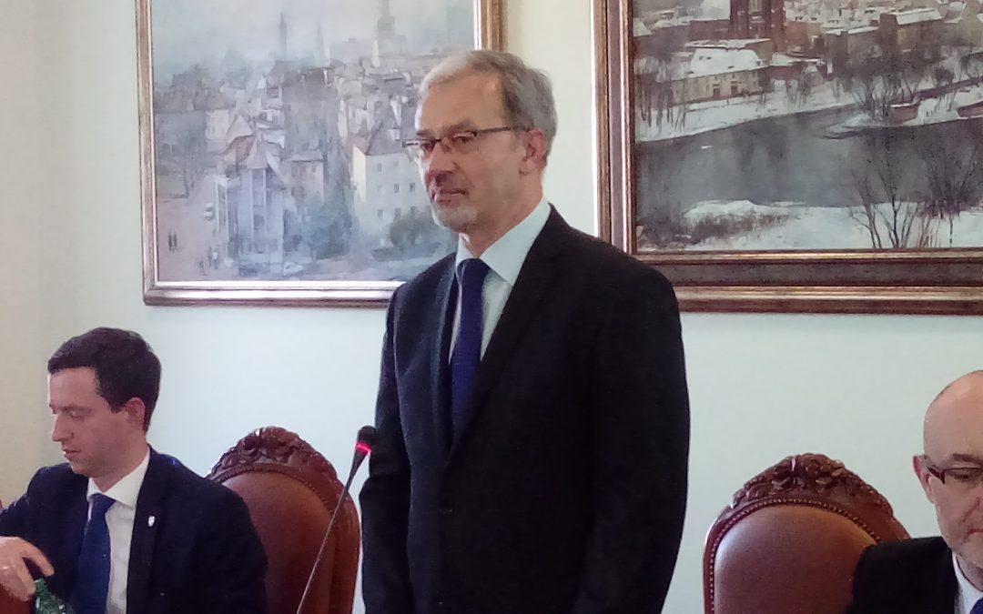 Młodzi ludzie a rozwój gospodarki – wizyta wiceministra Jerzego Kwiecińskiego