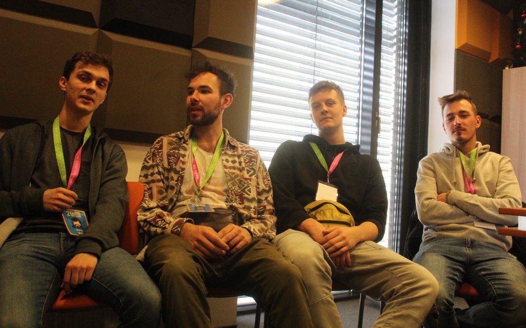 XXIX Zimowa Giełda Piosenki – wywiad z zespołem MOB