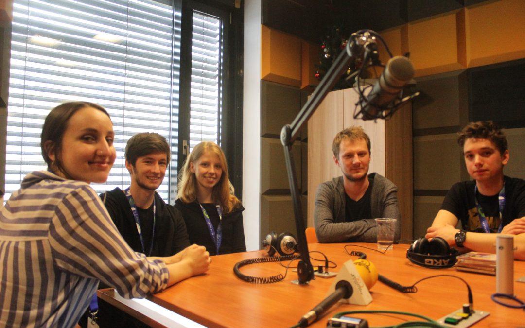 XXIX Zimowa Giełda Piosenki – wywiad z zespołem Älskar