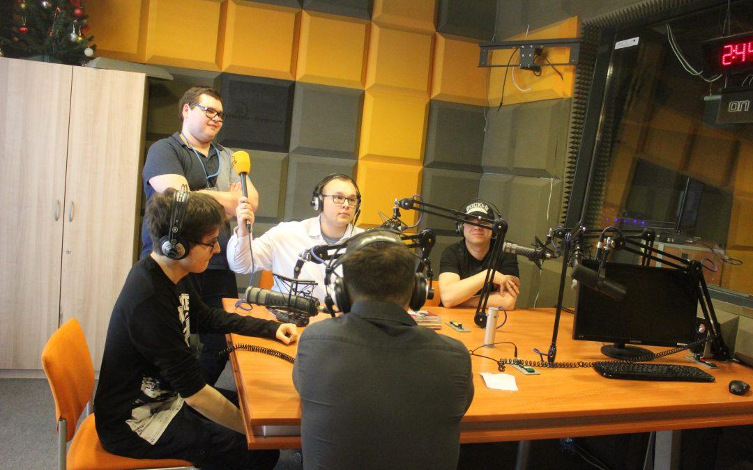 XXIX Zimowa Giełda Piosenki – wywiad z zespołem Koshyki
