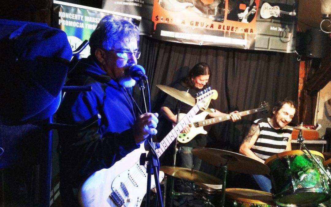 Koncert Śląskiej Grupy Bluesowej – relacja