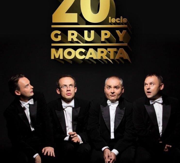 Grupa MoCarta w kluczborskim Kinie Bajka