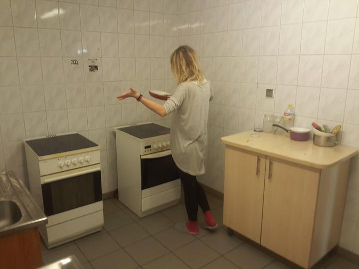 Niedziałające kuchenki i fałszywe alarmy w Kmicicu