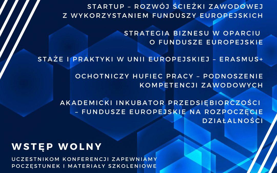 Młodzi i innowacyjni – inwestycje w Fundusze Europejskie dla przyszłości
