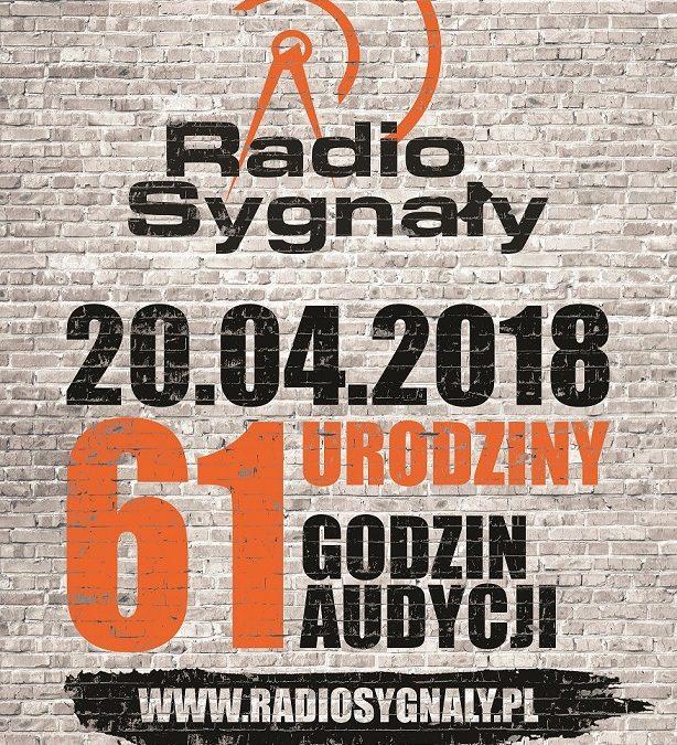 61. urodziny Radio Sygnały!