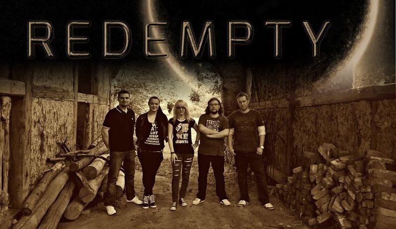 Zespół REDEMPTY zagra w SCK-u