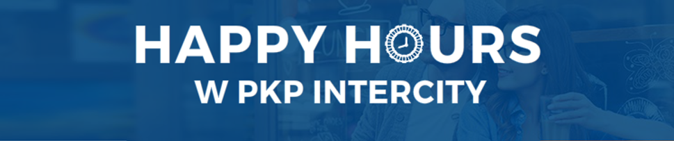 Happy Hours w PKP Intercity