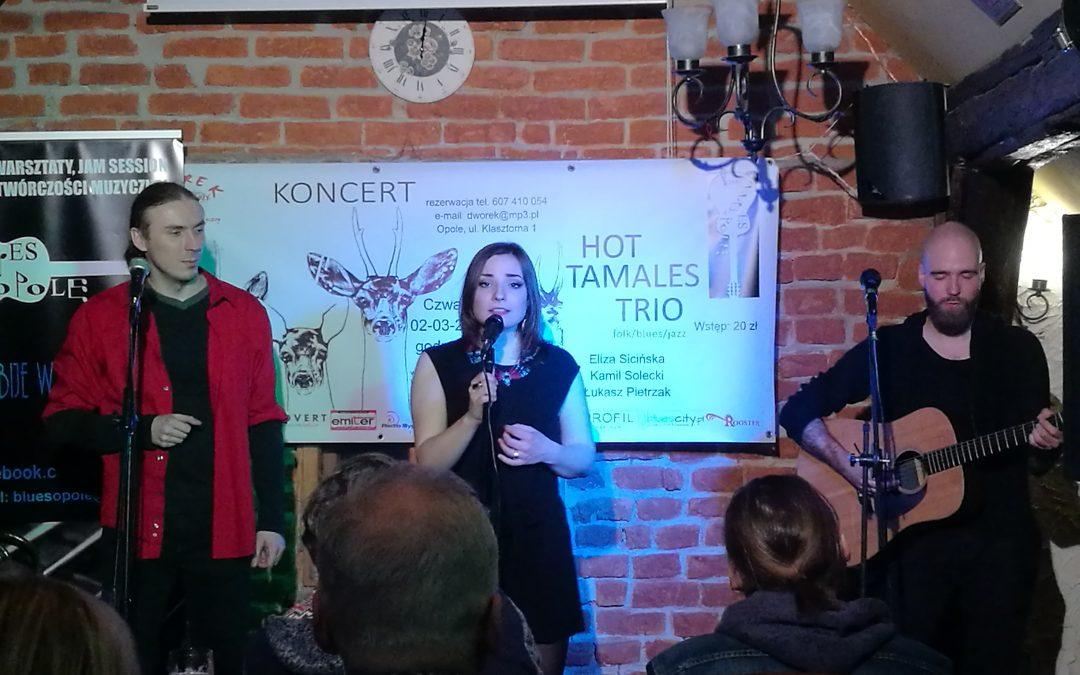 Hot Tamales Trio – Relacja