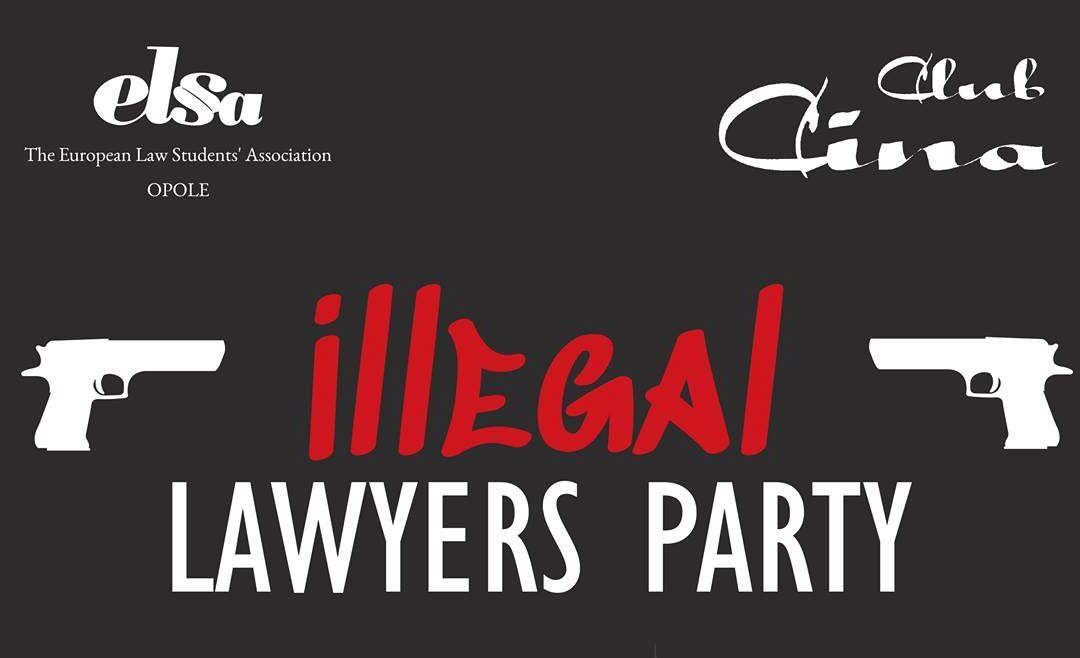 Najbardziej (nie)legalna impreza w Cina Club!