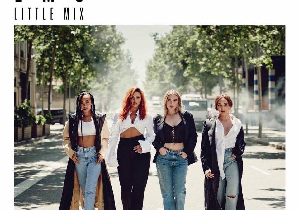 Little Mix – LM5. Recenzja płyty.