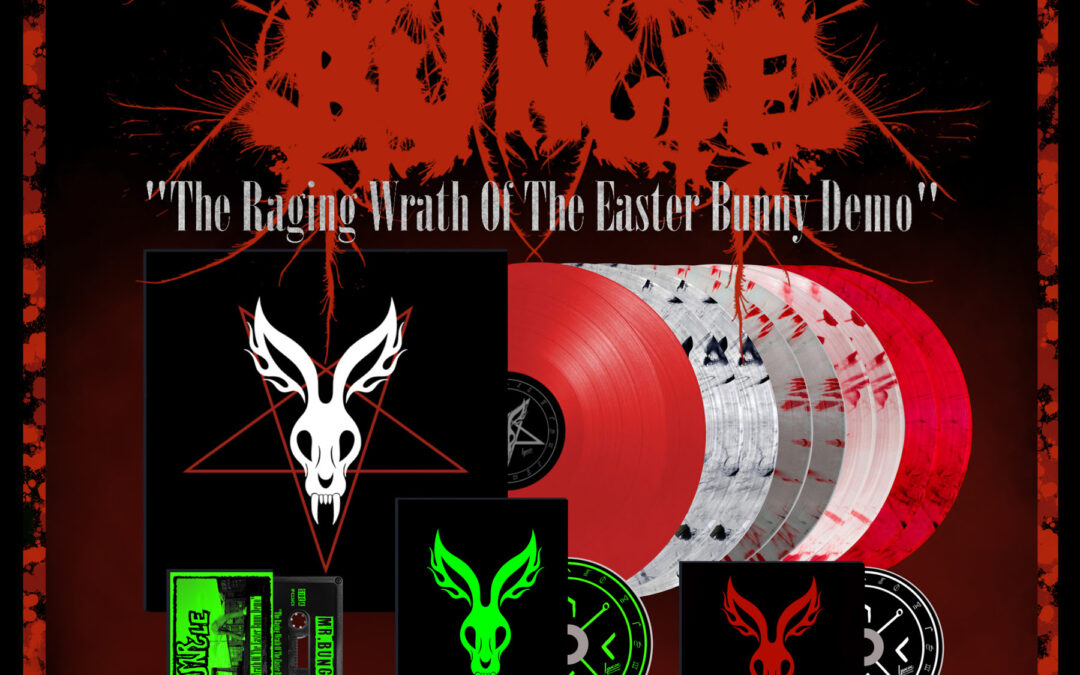 Mr. Bungle – The Raging Wrath of the Easter Bunny Demo. Recenzja płyty.