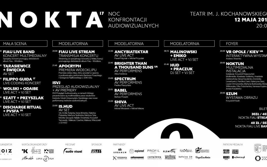 NOKTA – Noc Konfrontacji Audiowizualnych