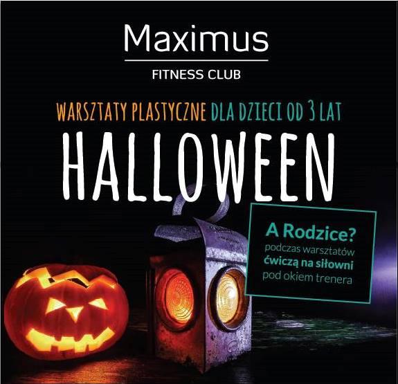 Halloween dla każdego w Maximus Fitness Club