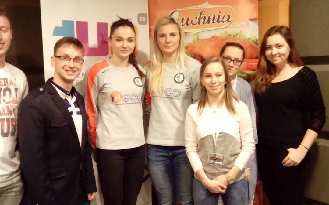 #Sportowe Śniadanie: Siatkarki ECO AZS Uni Opole