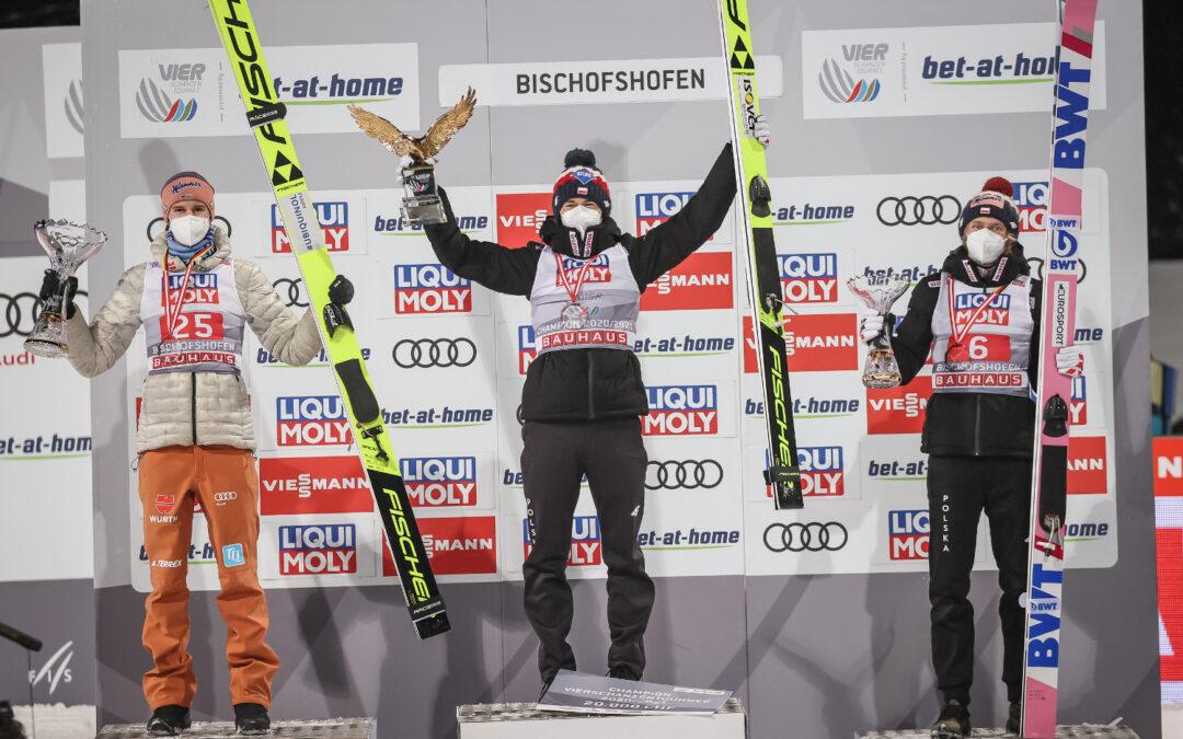 Skoki narciarskie – sezon 2020/2021 w pigułce.