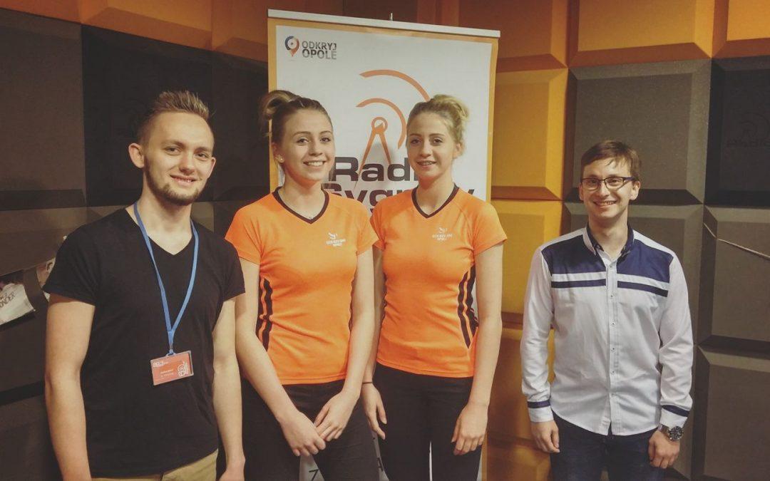Sportowe Śniadanie: Rozmowa z siatkarkami ECO AZS UNI Opole