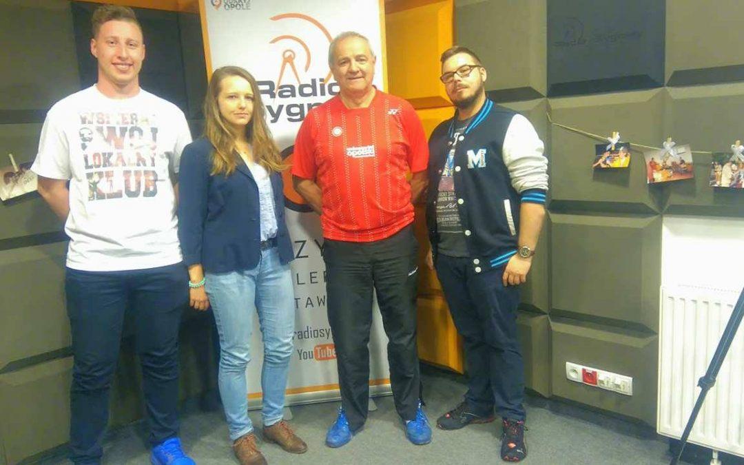 Sportowe Śniadanie – Rozmowa z Martą Wójcik i panem Henrykiem Hołodnikiem