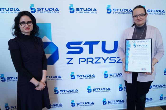 Kierunek Europa Master UO z prestiżową nagrodą!